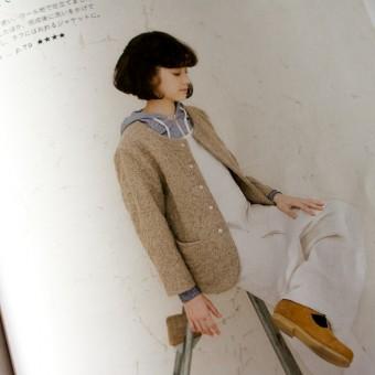 今日のコレコレ。#028 1枚仕立てのジャケット(「シンプルワードローブ」大川友美 著)