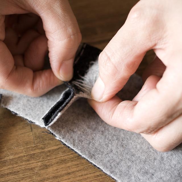 縫い合わせの処理3