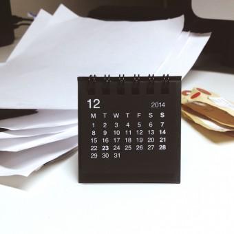 年末は26日(金)まで。年始は5日(月)から。営業予定のご案内。