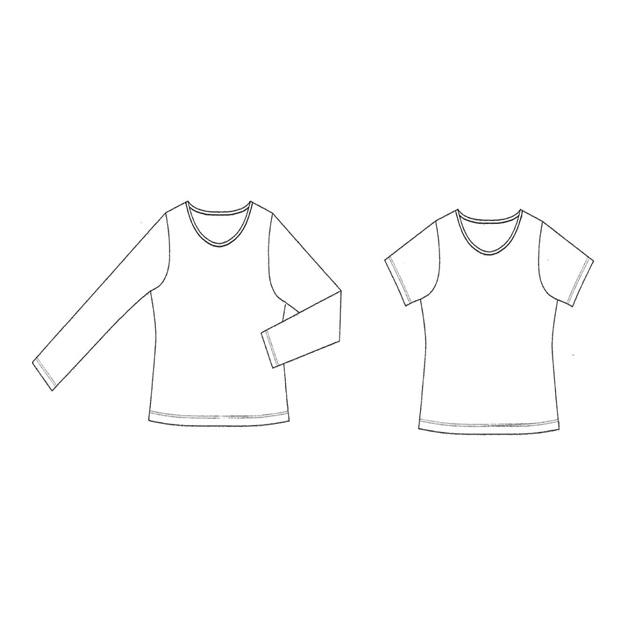 #001 Tシャツ&ロングスリーブTシャツ
