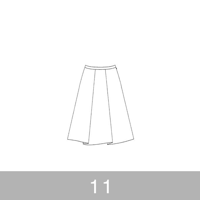 オリジナルパターン#007_タックスカート_11号 イメージ1