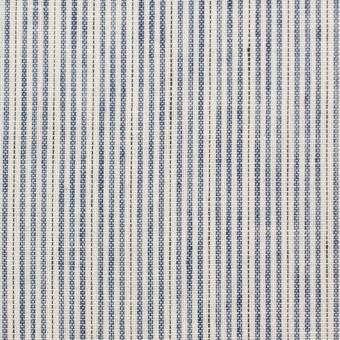 コットン×ストライプ(ブルー)×Wガーゼ サムネイル1