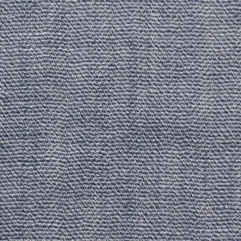 コットン×無地(ブルー)×かわり織&ガーゼ サムネイル1