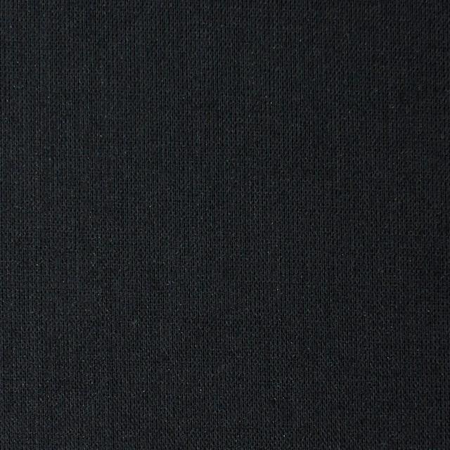 接着芯_コットン&ポリエステル(ブラック)_薄地・普通地用_全5色 イメージ1