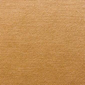 ウール&キュプラ×無地(パンプキン)×天竺ニット_全3色