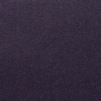 ウール×無地(パープル)×ジョーゼット_全2色