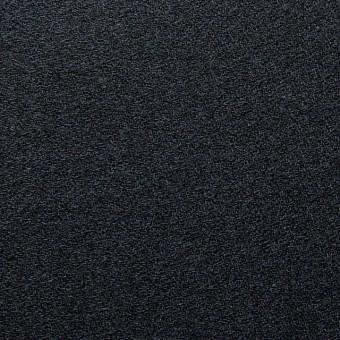 ウール×無地(ブラック)×ジョーゼット_全2色