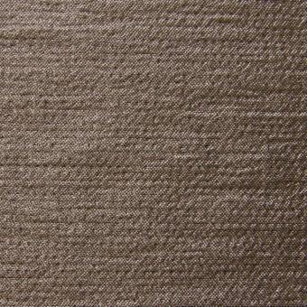 ウール&レーヨン&ナイロン×無地(ブロンズ&ブラウン)×かさね織
