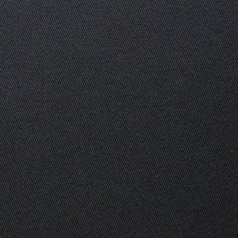 コットン×無地(ブラック)×ギャバジン_全2色