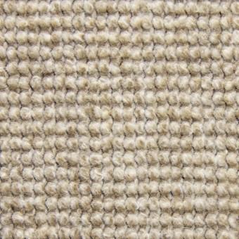 ウール×無地(ベージュ)×かわり織り_イタリア製