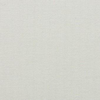 コットン×無地(アイボリー)×ヘリンボーン_全5色