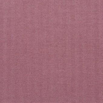 コットン×無地(グレイッシュピンク)×ヘリンボーン_全5色