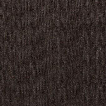 コットン&モダール×無地(ブラウン)×模様編ニット_全2色