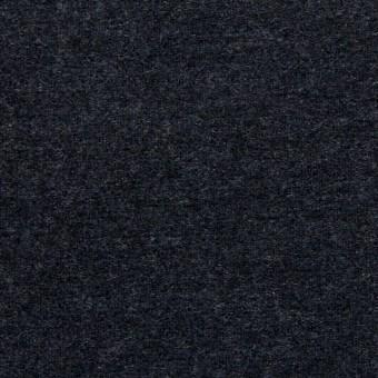 ウール×無地(チャコールグレー)×W圧縮ニット