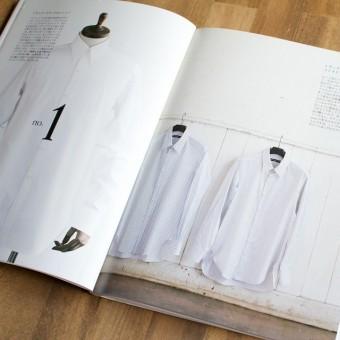 男のシャツの本 (嶋﨑隆一郎 著) サムネイル2