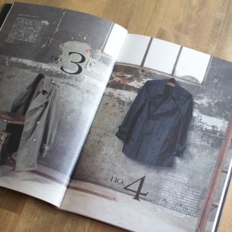 男のコートの本 (嶋﨑隆一郎 著) サムネイル2