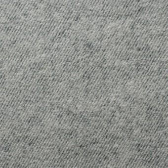 ポリエステル&コットン×無地(グレー×ブラック)×ビエラ・リバーシブル_全4色
