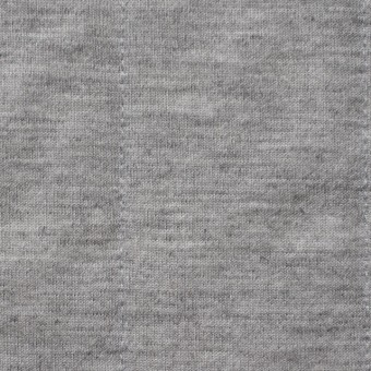 ポリエステル&レーヨン×無地(グレー)×ニットキルティング_全3色