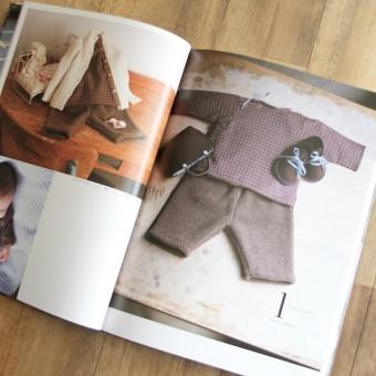 小さくてもきちんとした服 ニューヨークの子ども服 6か月から3歳まで (尾方裕司 著) サムネイル2