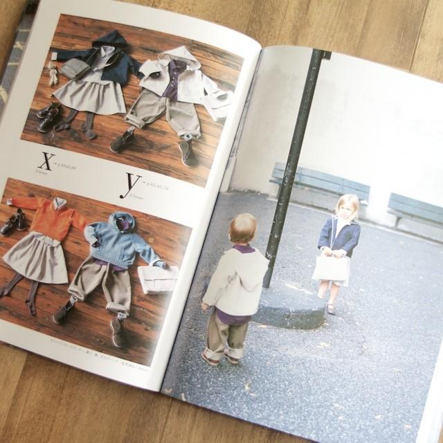 小さくてもきちんとした服 ニューヨークの子ども服 6か月から3歳まで (尾方裕司 著) イメージ3