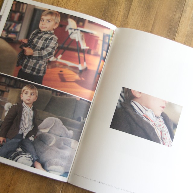 子どもだってきちんとした服 ニューヨークの子ども服 3歳から8歳まで(尾方裕司 著) イメージ4