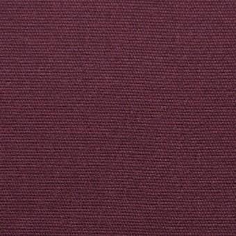 コットン×無地(ダークパープル)×起毛オックスフォード_全3色