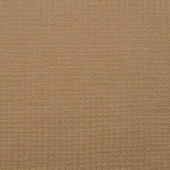 コットン&リネン×無地(オークルベージュ)×ギャバジンストライプ_全2色