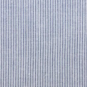 コットン×ストライプ(ネイビー)×コードレーン_全3色