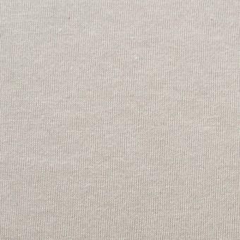 コットン&モダール×無地(パールグレー)×天竺ニット_全5色