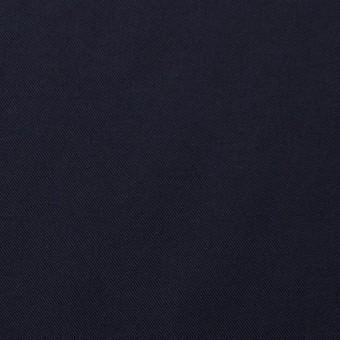 コットン&シルク×無地(ブラック)×薄サージ
