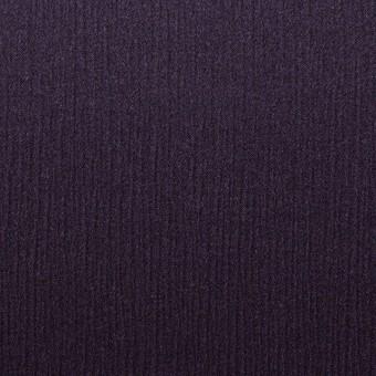 シルク×無地(ダークパープル)×バックサテンジョーゼット