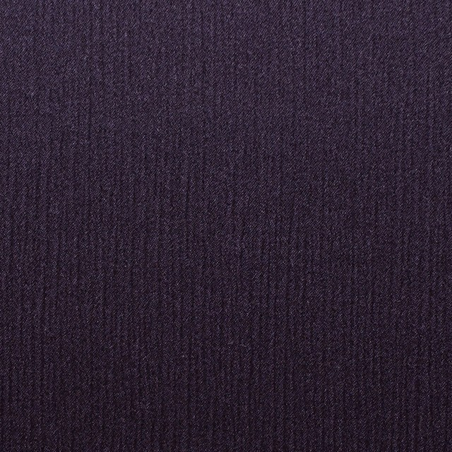 シルク×無地(ダークパープル)×バックサテンジョーゼット イメージ1