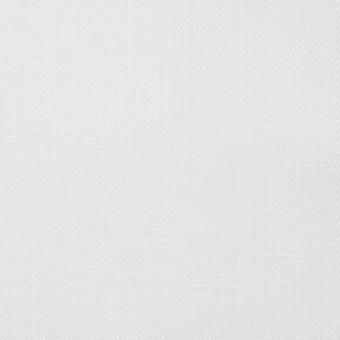 リネン&コットン×無地(オフホワイト)×ヘリンボーン_全5色