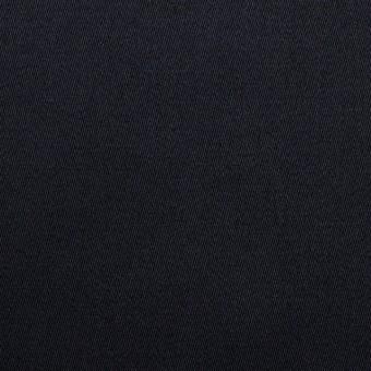 コットン×無地(ブラック)×サテン