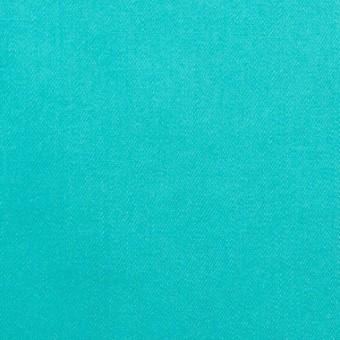 コットン×無地(エメラルドグリーン)×サテン_全3色