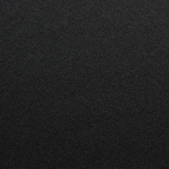シルク×無地(ブラック)×サテン