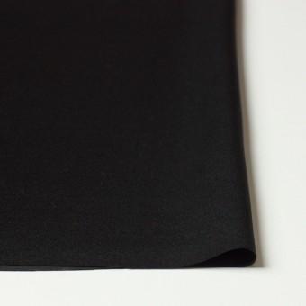 シルク×無地(ブラック)×サテン サムネイル3