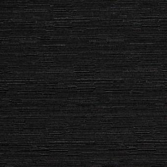 シルク×無地(ブラック)×シャンタン