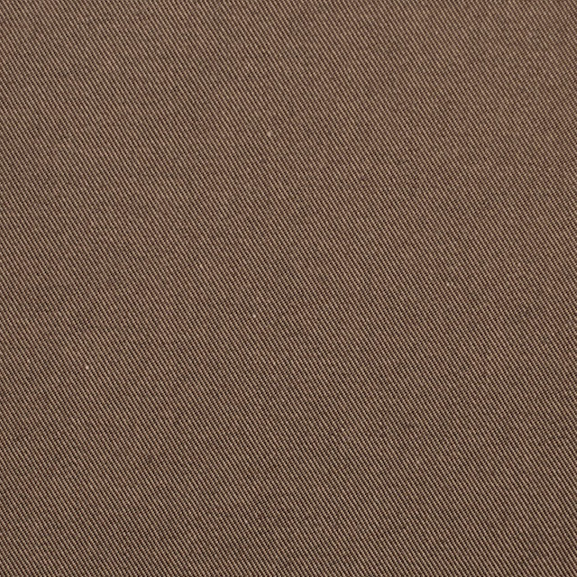 コットン×無地(コゲ茶&ベージュ)×シャンブレーギャバジン_全5色 イメージ1