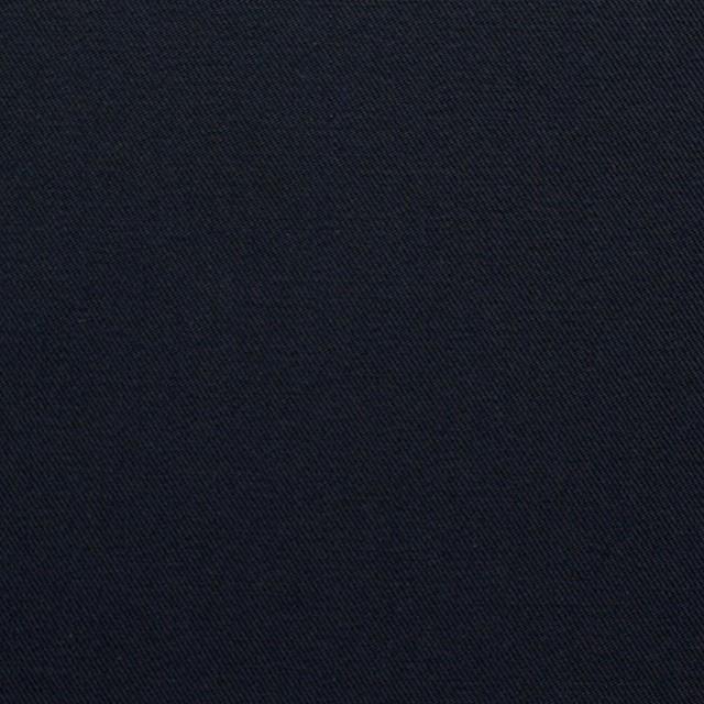 コットン×無地(ブラック×ネイビー)×シャンブレーギャバジン_全5色 イメージ1