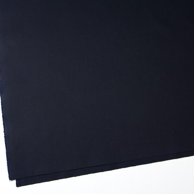 コットン×無地(ブラック×ネイビー)×シャンブレーギャバジン_全5色 イメージ2