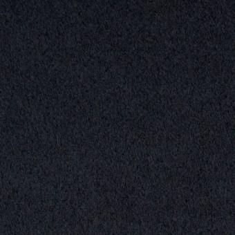 ウール×無地(ネイビー)×厚カルゼ