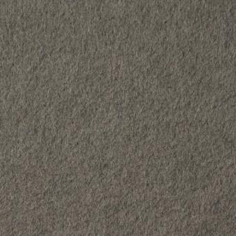 ウール×無地(グレー&ブラック)×フリースニット