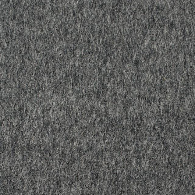 ウール&カシミア×無地(グレー)×ビーバー イメージ1
