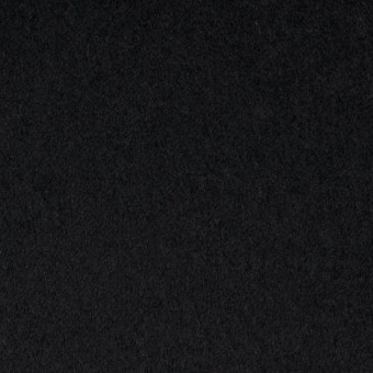 アンゴラ&ウール×無地(ブラック)×サージ