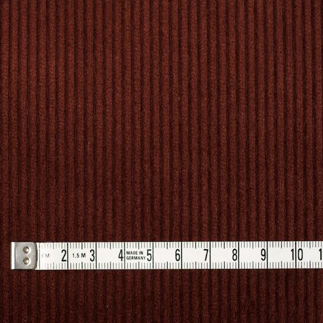 コットン×無地(ガーネット)×中コーデュロイ_全3色_イタリア製 イメージ4