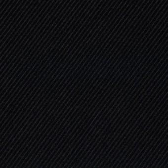 ポリエステル&コットン×無地(ブラック)×バイアスコーデュロイ