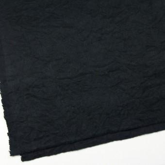ウール×無地(ブラック)×ビーバーワッシャー サムネイル2