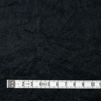 ウール×無地(ブラック)×ビーバーワッシャー サムネイル4