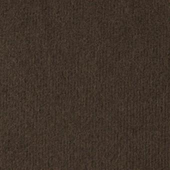 コットン×無地(カーキブラウン)×フランネル_全2色